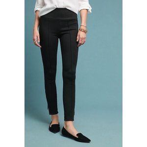 Pilcro Black Leggings Ankle Zip